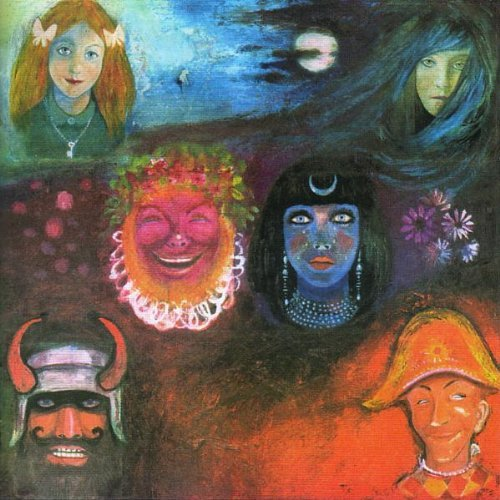 KING CRIMSON - IN THE WAKE OF POSEIDON (LP)