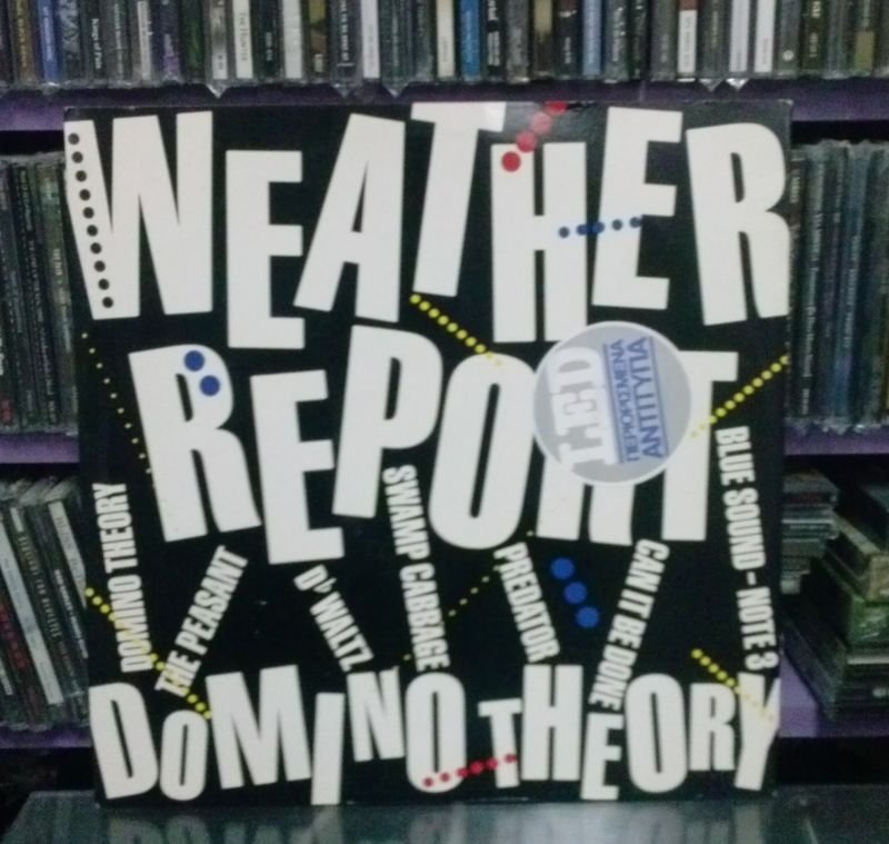 WEATHER REPORT / DOMINO THOERY