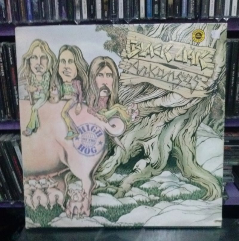 BLACK OAK ARKANSAS / HIGH ON THE HOG