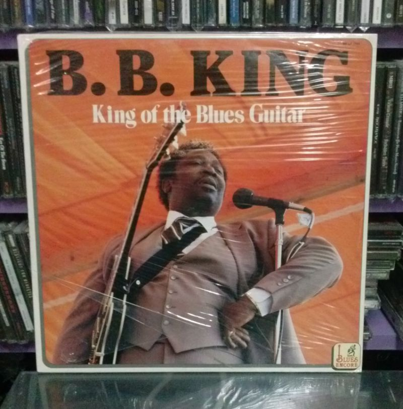 B.B.KING / KING OF THE BLUES