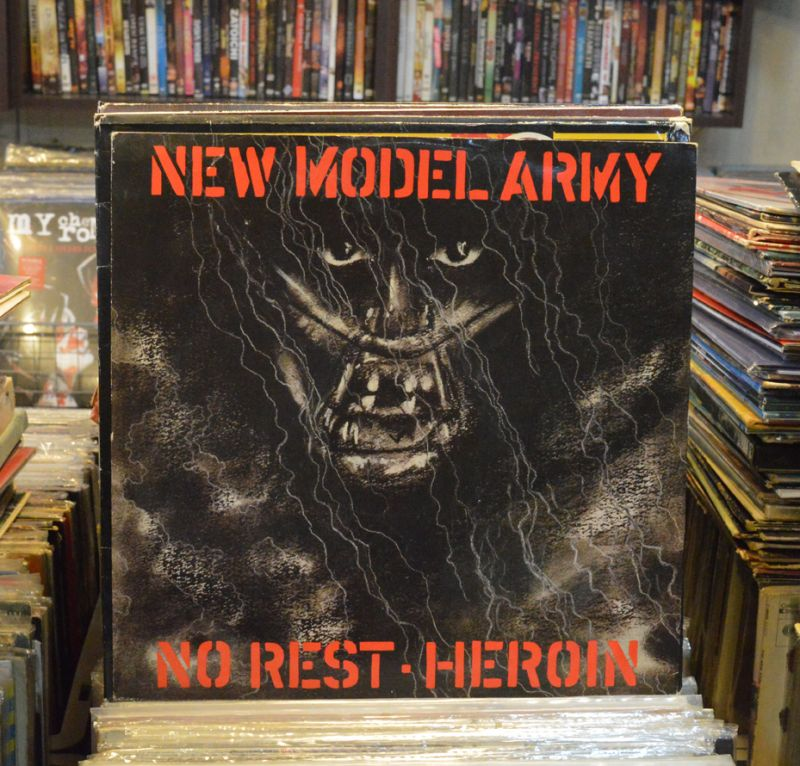NEW MODEM ARMY - NO REST HEROIN
