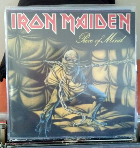 IRON MAIDEN / PIECE OF MINF